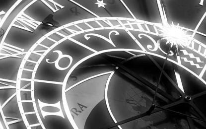 捷克布拉格天文鐘