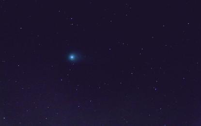 鹿林彗星 C/2007 N3 Lulin