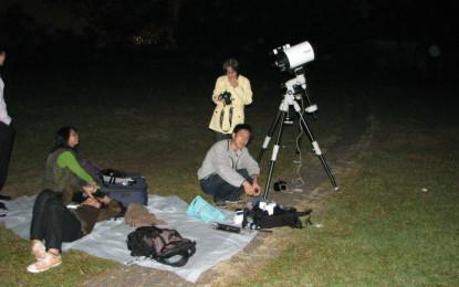 內部培訓:觀測「荷瑪彗星」