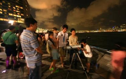 2009國際天文年《621「夠照」路邊天文活動》