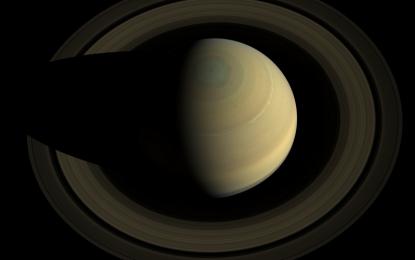 2008年2月24日 土星衝