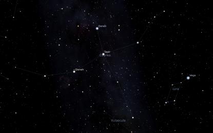 天鵝座 Cygnus