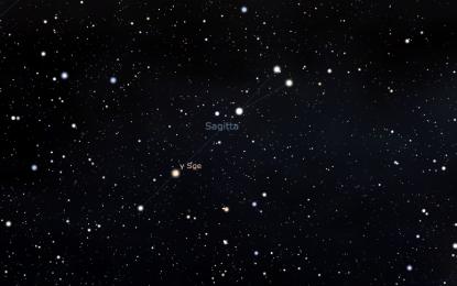 天箭座 Sagitta