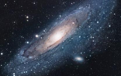 M31:仙女座大星系 (Andromeda Galaxy)