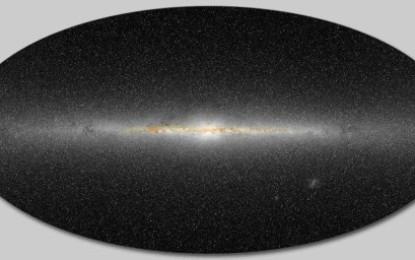 量度銀河系的年齡