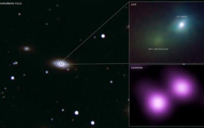 史上最亮超新星爆發 SN2006gy