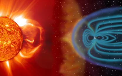 太陽風對地球的影響 Solar Wind