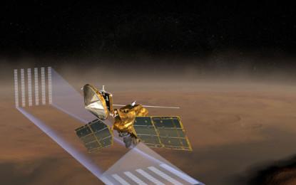 火星探測軌道飛行器