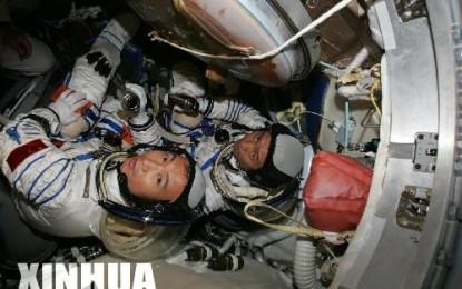 「神舟六號」太空船