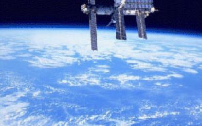 「和平號」太空站 (Space Station Mir)