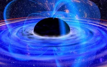看不見的黑洞