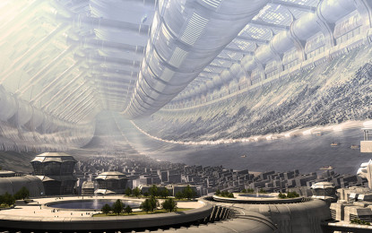 太空殖民巨大建築講座系列 Exploring Space Colonisation Through Architecture