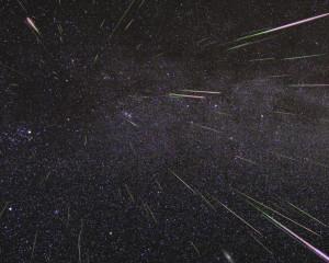 2015年12月13日「雙子座流星雨」觀星晚會
