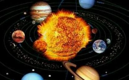 太陽系的誕生