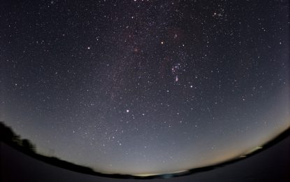 「夏夜星尋」觀星營 (名額已滿,多謝支持)