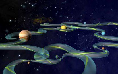 航天科技中的物理講座系列  (8月11日第一講)