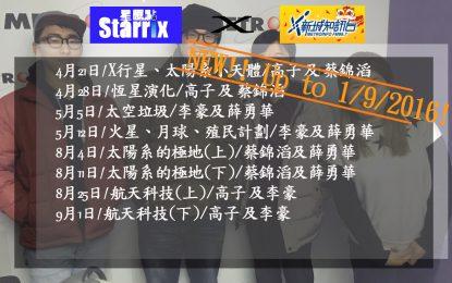 新城知訊台訪問節目:我講你信唔信 (更新至9月1日的第20集)