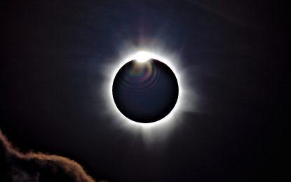 星空隨筆 – 日食知多少?