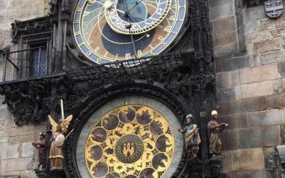 12月3日專題講座:布拉格天文鐘的背後數學