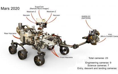 新一代的火星車 の23眼