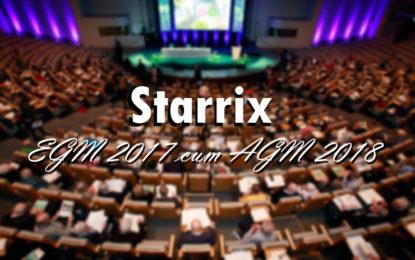 星匯點特別會員大會暨週年會員大會
