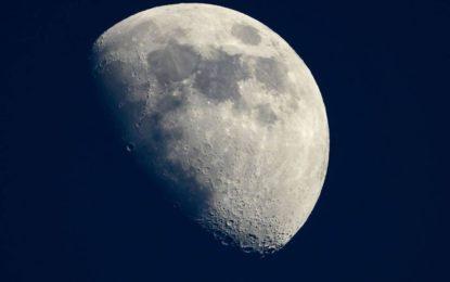 天文快樂時光—月球觀測 (7月10日)